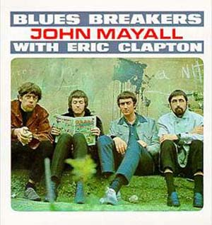 1966 Bluesbreakers With Eric Clapton