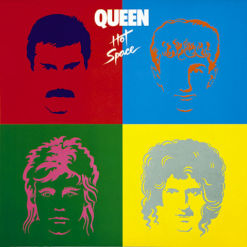 1982 - Hot Space