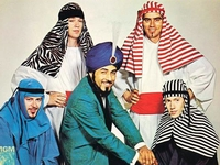 Sam The Sham And The Pharaohs